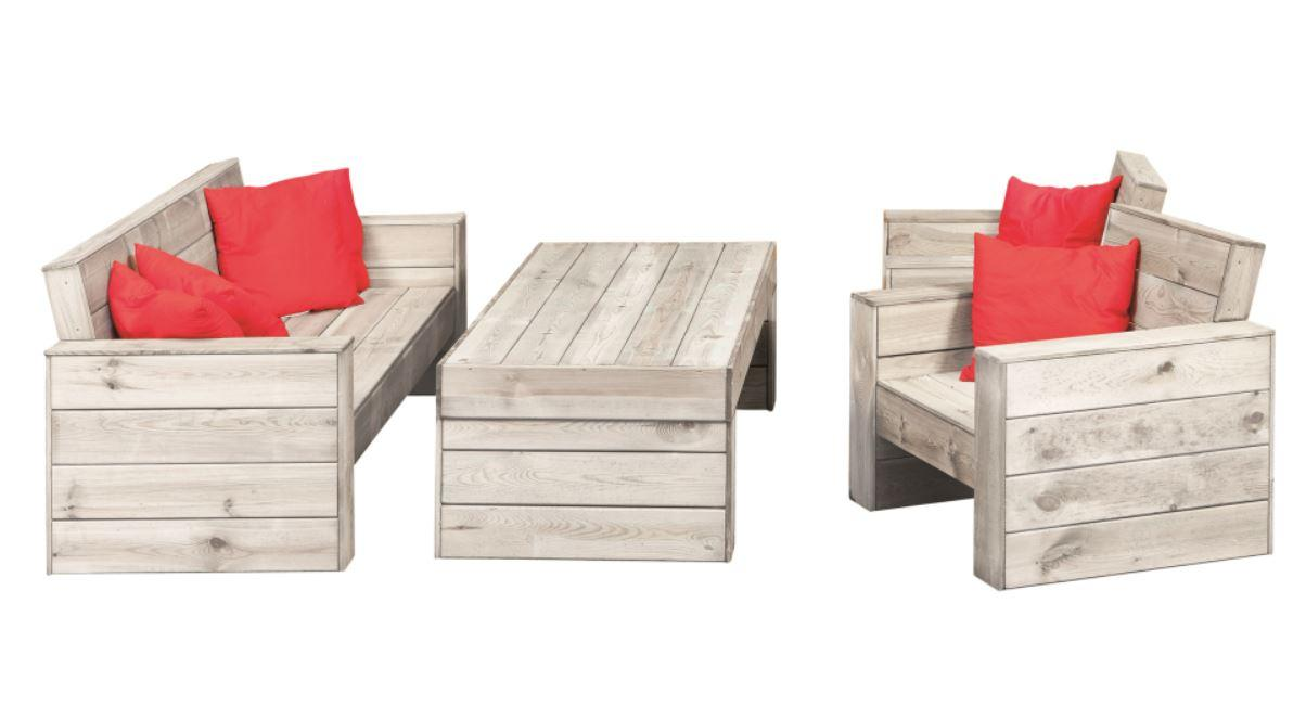 "Möbel ""Grey Yourself"" Lounge-Set"