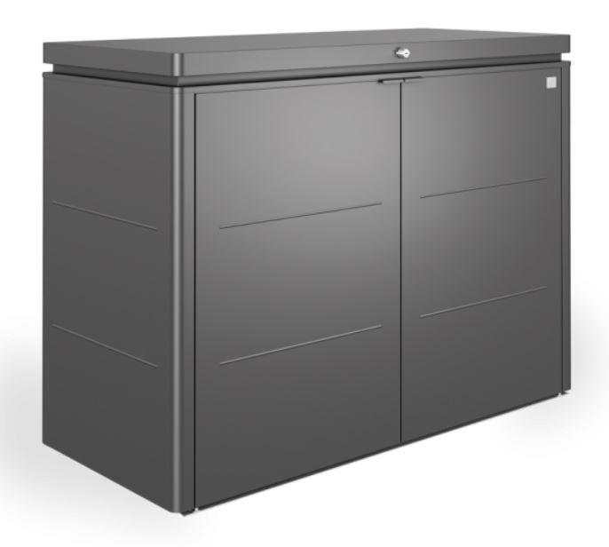 Biohort HighBoard 160 160x70x118 cm in 3 Farben