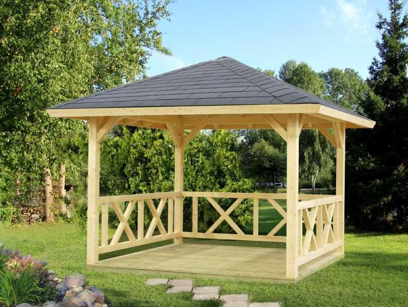 Pavillon Betty 9.0m2   300x300 cm