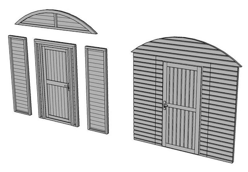 zirkuswagen bauwagen vom steinfigur und gartenhaus shop. Black Bedroom Furniture Sets. Home Design Ideas