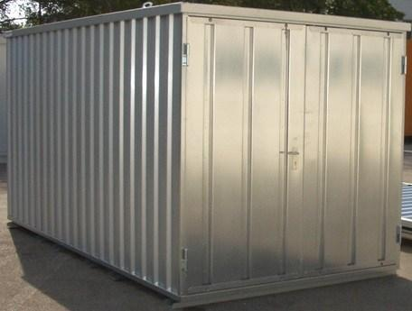 Baucontainer Materialcontainer 2-6m