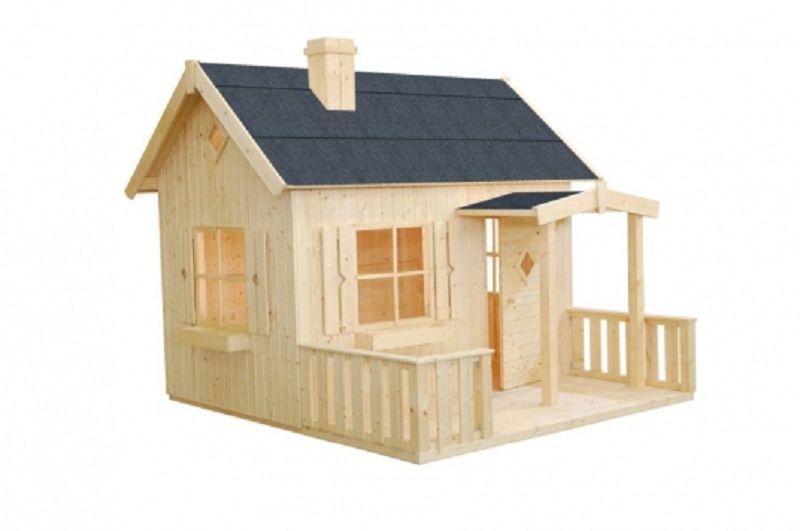 kinderspielhaus otto vom steinfigur und gartenhaus shop. Black Bedroom Furniture Sets. Home Design Ideas