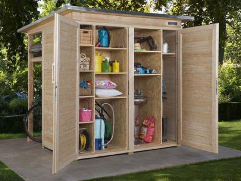 aufbewahrung vom steinfigur und gartenhaus shop. Black Bedroom Furniture Sets. Home Design Ideas
