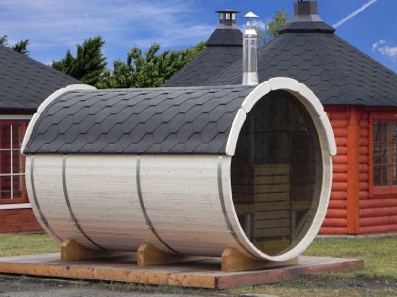 saunafass offener vorraum gartenhaus shop. Black Bedroom Furniture Sets. Home Design Ideas