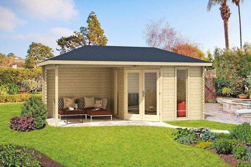 gartenhaus venezia 40mm 576x300cm vom steinfigur und. Black Bedroom Furniture Sets. Home Design Ideas